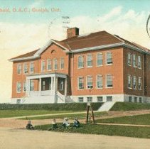 Image of Macdonald Consolidated School
