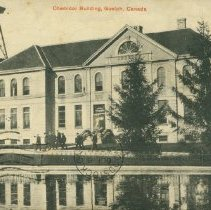 Image of Chemistry Building, OAC, 1914