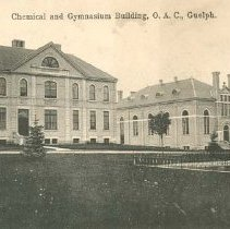 Image of Chemistry Bldg and Gym, OAC