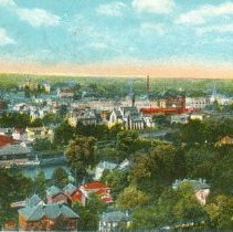 Image of Bird's Eye View of Guelph