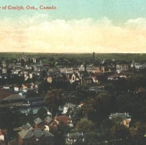 Image of Aerial View of Guelph