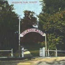 Image of Entrance at Riverside Park