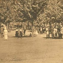 Image of Gathering at Exhibition Park