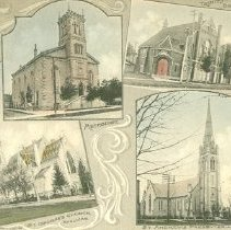 Image of Four Guelph Churches