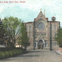 Image of Church of Our Lady,1912