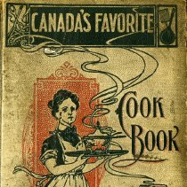 Image of Canada's Favourite Cook Book