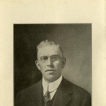 Image of P.J. McEwen, President of Ontario Provincial Winter Fair