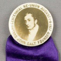 Image of 1986.4.1 - Medal, Commemorative