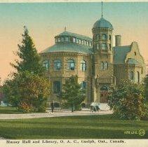 Image of Massey Hall & Library, OAC