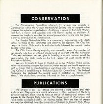 Image of Conservation; Publications, p.40