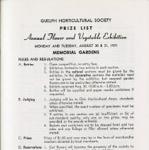 Image of Annual Flower & Vegetable Exhibition, p.43