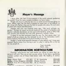 Image of Mayor's Message, p.4