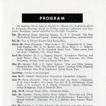 Image of Program for 1972, p.7