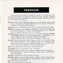 Image of Program for 1973, p.9