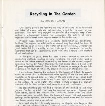 Image of Recycling in the Garden, p.23