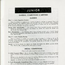 Image of Junior Gardens, Competitions & Meetings, p.39