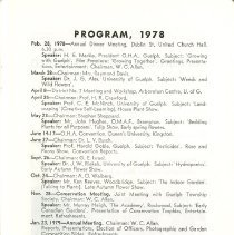 Image of Program 1978, p.5