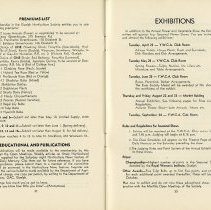 Image of Exhibitions, p.33