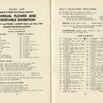 Image of Annual Flower and Vegetable Exhibition, pp.34-5