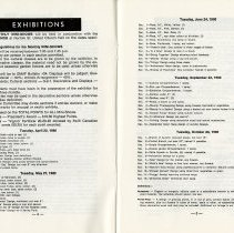 Image of Exhibitions, pp.4-5