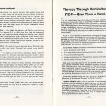 Image of Therapy Through Horticulture, p.17