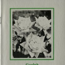 Image of Guelph Horticultural Society 1981 Annual