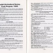 Image of G.H.S. Youth Program, 1982, pp.18-19