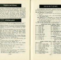 Image of Publications; Premiums; Exhibitions, pp.32-33
