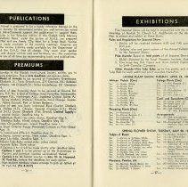 Image of Publications; Exhibitions, pp.36-7