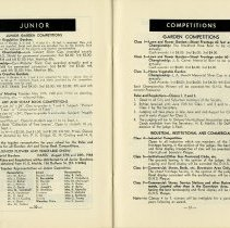 Image of Junior Competitions; Competitions, pp.32-3