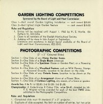 Image of Garden Lighting and Photographic Competitions, p.34