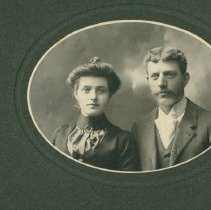 Image of Mr. & Mrs. John Currie, c.1900