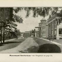 """Image of """"Homewood Sanitarium, 1919,"""" page 10"""