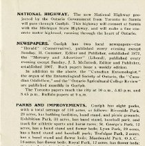 """Image of """"National Highway, Newspapers, Parks & Improvements,"""" page 13"""