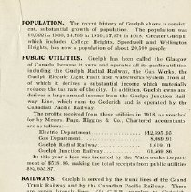 """Image of """"Population, Public Utilities, Railways, Returned Soldiers, 1919,"""" page 15"""