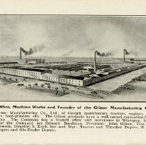 Image of Head Office, Machine Works & Foundry, GIlson Manufacturing  Co. Ltd.