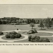 Image of Country Surrounding the O.A.C., 1919