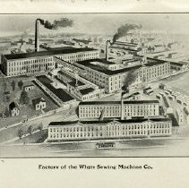 Image of Factory of The White Sewing Machine Co., page 31