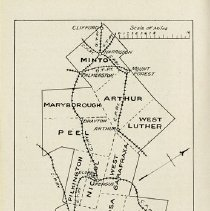 Image of Map of Wellington County, 1919, page 4