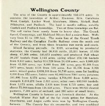 """Image of """"Wellington County,"""" page 5"""
