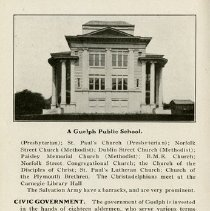 """Image of """"A Guelph Public School,"""" page 8"""
