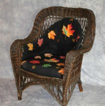 Image of Wicker Chair