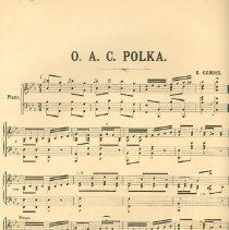 Image of O.A.C. Polka p2