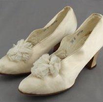 Image of Wedding Shoes Side 1
