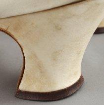 Image of Wedding Shoe Heel Detail