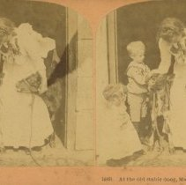 Image of At the Old Stable Door, 1902