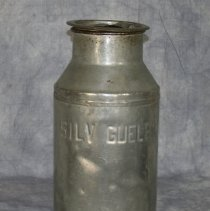 Image of Silverwood Milk Can & Lid