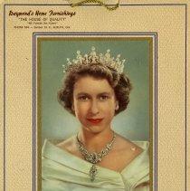 Image of Daymond's Home Furnishing Calendar, 1953