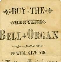 Image of Advertising Card for Wm. Bell & Co., c. 1885