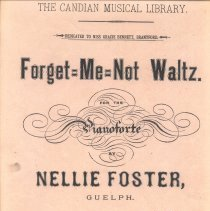 Image of Forget-Me-Not Waltz pg 1